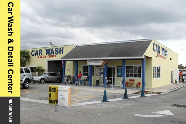 Services Magic Car Wash Detail Center