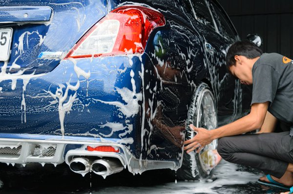 commercial car wash